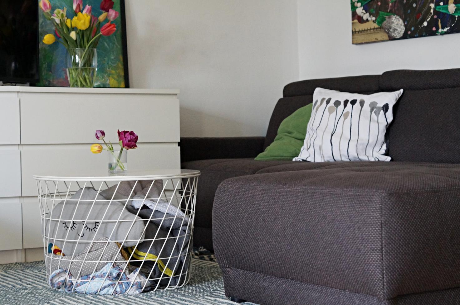 Ein Sofa für Fünf // Unser neues Wohnzimmer mit OTTO Home&Living ...